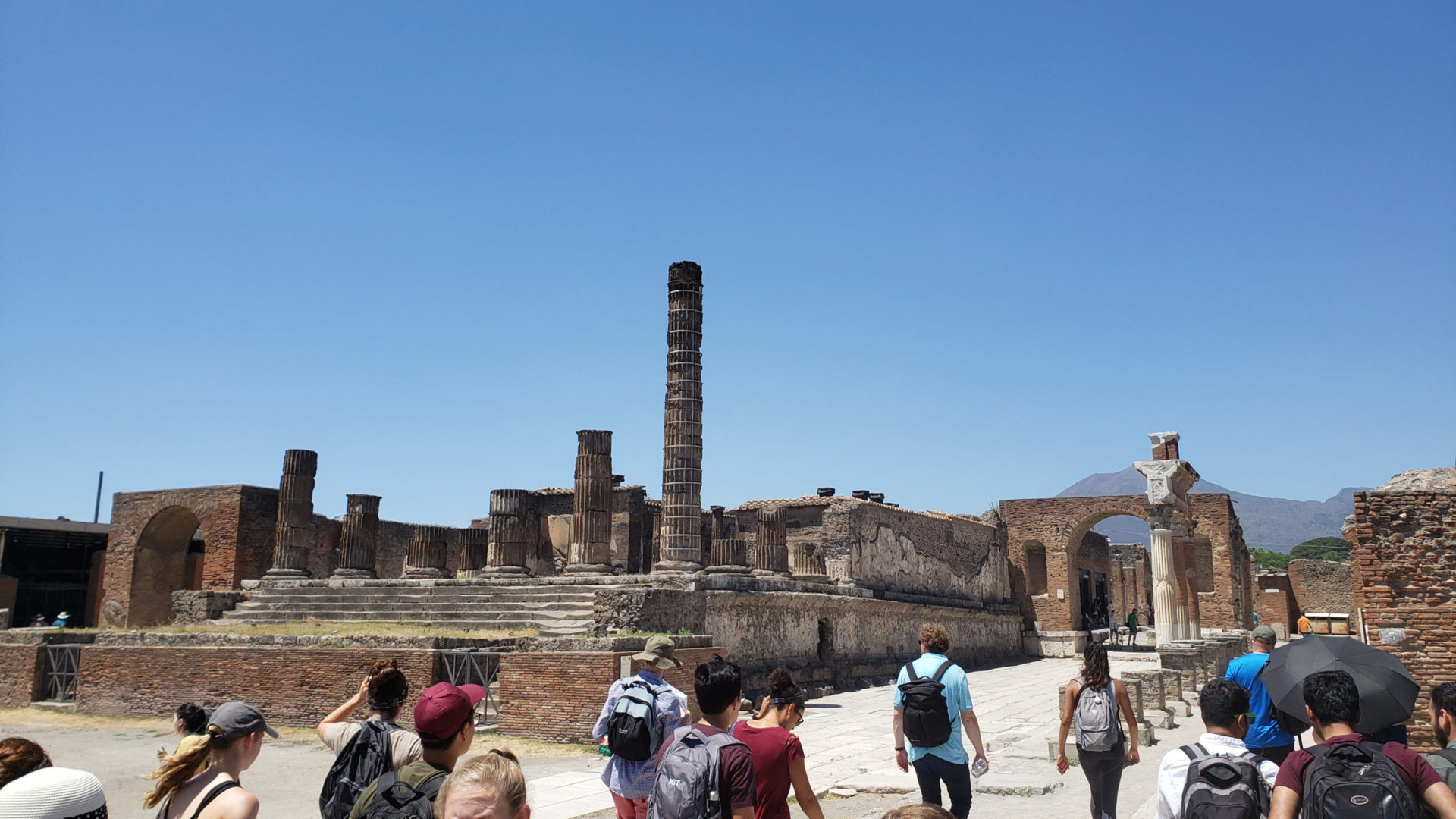 ONE-MA3: Atlantis and Gotham in One Roman City