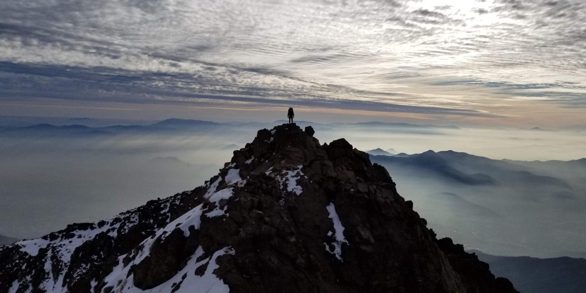 """MISTI Chile: """"Dos chicas solas en las montañas, Guau"""""""