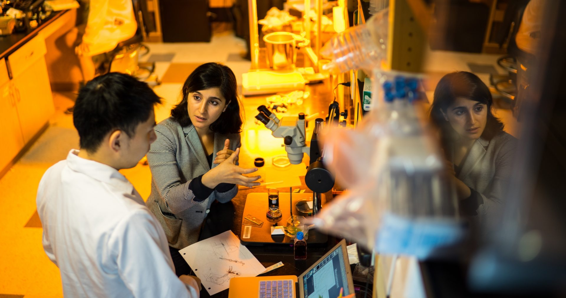 3Q with Lydia Bourouiba: How has our knowledge of the coronavirus changed since last spring