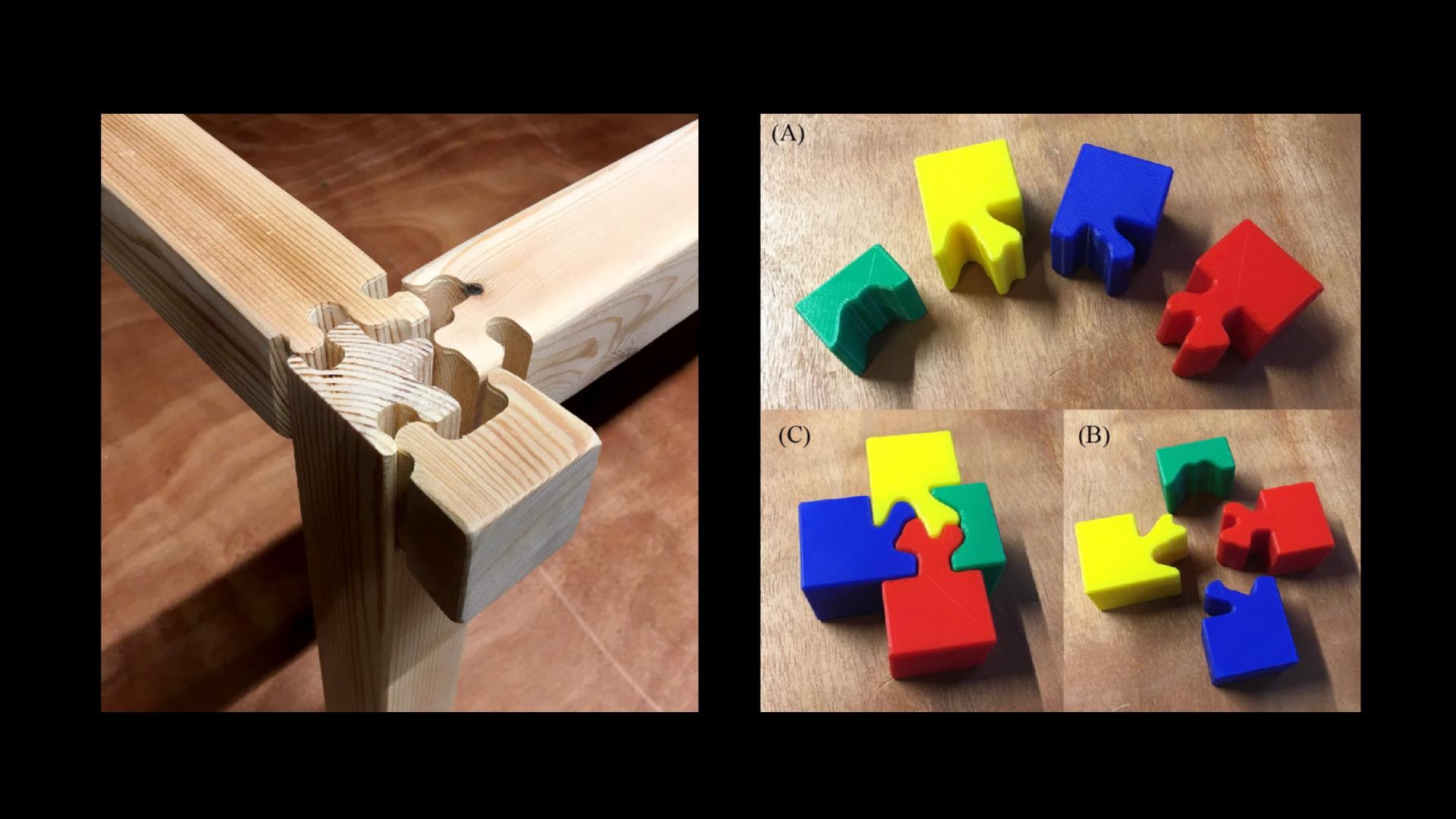 New study examines topology optimization of rigid interlocking assemblies