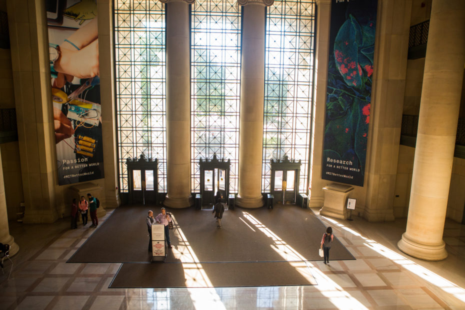 MIT Lobby